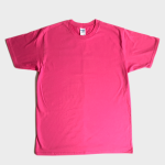 เสื้อยืดเปล่า GILDAN (สีชมพู)